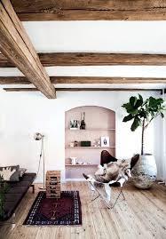 houten balken aan het plafond homease wohnen und leben