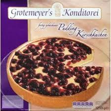 grothemeyer s konditorei pudding kirschkuchen