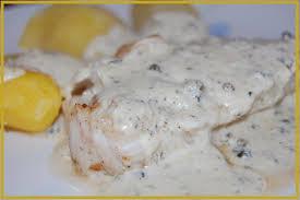 cuisiner du cabillaud recette de pavés de cabillaud sauce au poivre vert la recette facile