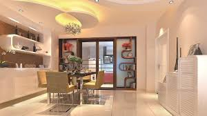 Fantastic Gypsum Ceiling Interior Design For Living Room