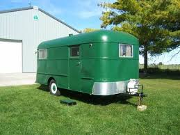 1940 Vagabond Camper Model 16