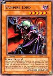 vire lord structure deck zombie madness yugioh online
