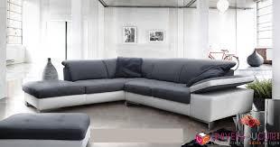 canapé design microfibre canapé d angle design meilleur de s canapé d angle design microfibre