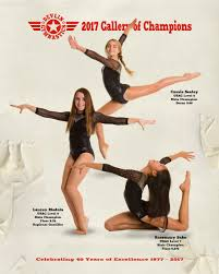 Usag Level 2 Floor Routine 2017 by Devlin Gymnastics Teams