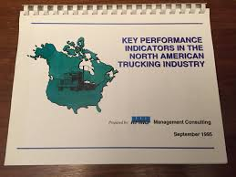 100 North American Trucking Key Performance Indicators In The Industry