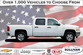 Pre-Owned 2013 Chevrolet Silverado 1500 LT 4D Crew Cab In Yuba City ...