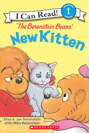 Berenstain Bears Halloween Book by The Berenstain Bears U0027 New Kitten By Stan Berenstainjan Berenstain