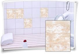 badezimmer fliesenaufkleber fliesen aufkleber holz baum