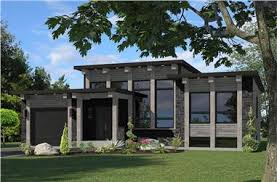 104 Contemporary Modern Floor Plans House Home Designs The Plan Collection