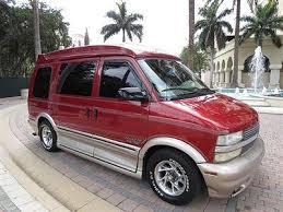 Florida Chevy Astro Explorer Limited Hi Top Conversion Van Affordable Travel US 698900
