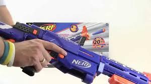 nerf n strike elite retaliator hasbro test und review
