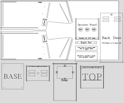 Mortal Kombat Arcade Cabinet Specs by Wizard Of Wor Cabaret Build Plans Classic Arcade Cabinets