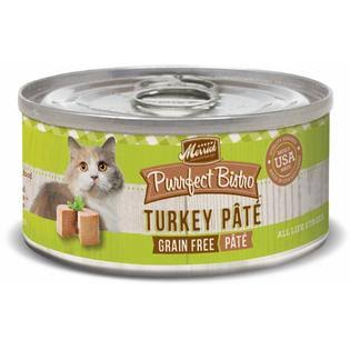 Merrick Purrfect Bistro Cat Food - Turkey Pate, 150g