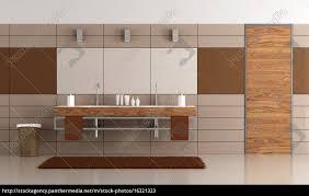 stockfoto 16321323 moderne badezimmer mit zwei