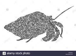 Free Printable Hermit Crab Coloring Pages For Kids Peinture Dedans Coloriage Bernard Lhermite Coloriage Ermite De Crabe