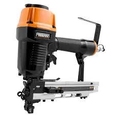 Freeman Flooring Nailer Nails by 1 2 In Nail Guns U0026 Pneumatic Staple Guns Air Compressors