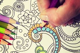 Coloring Book Clubs Give Adults A Creative Way To Unwind And Meet New People
