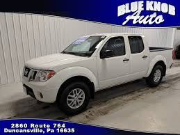 100 Nissan Frontier Truck Used 2018 For Sale In Duncansville PA
