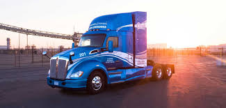 100 Paccar Trucks Toyota And Kenworth Collaborate To Develop Zeroemission Trucks