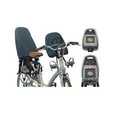 siege velo bébé protection pluie siège bébé vélo yepp chez cyclable
