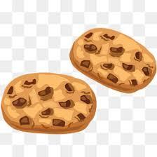 Chocolate chip cookies Chocolate Cookies Cartoon PNG Image