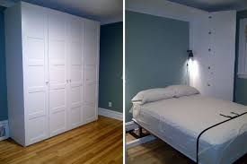 12 DIY Murphy Bed Projects for Every Bud