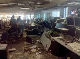 Ubs Trading Floor New York by Space Heater Accident Destroys Entire Floor Of Credit Suisse