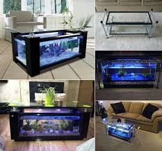 Extra Large Fish Tank Decorations by The 25 Best Fish Tank Coffee Table Ideas On Pinterest Diy