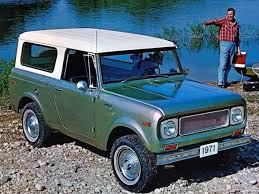 Vintage Monday: International Scout - The Pioneer From Fort Wayne ...