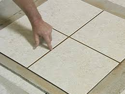 For Floor Installations Some Tile Contractors We Know Will Actually Pour Dry Grout Over Small Areas Of The Sweep It Off Surface And Get A Sense