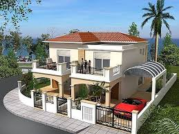 Design New Home New Houses Designs In The Philippines House