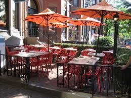 Outdoor Furniture Restaurant Unique Patio