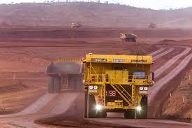 100 Self Moving Trucks Australia Takes Worlds First RemoteControlled Mine