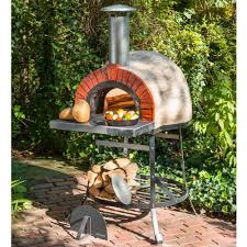 Rustic Wood Fired Pizza Oven With Red Brick - Nothing Compares To ... How To Have A Farm Table Dinner In Your Backyard Recipes Backyard Rotisserie Chicken South Riding Va Luxor 42inch Builtin Propane Gas Grill With Aht A Gallery Of Images The Barbecue Stacker Which Expands Home Build An Outdoor Pizza Oven Hgtv Diy Motor Do It Your Self Diy Great Garden Designs Sunset Pig Hog On Portable Battery Powered Spit Roaster Youtube Custom Concrete Fire Pit And Seating Best Table Ideas On Pinterest I Hooked Jumbo Joe Up Rotisserie Works Weber