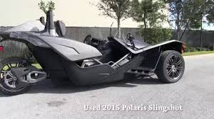 2015 Polaris Slingshot For Sale
