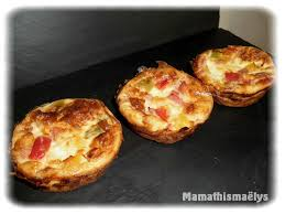 mini quiches sans pâte rapide et facile la cuisine de