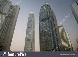 100 Hong Kong Skyscraper With Building In RoyaltyFree Stock Picture