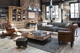 industrial style interior design home decor ideas in 2021