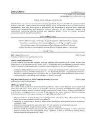 Project Administrator Resume Sample Job Search Strategies Executive Services Part Construction