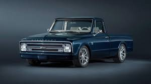 Chevrolet Builds 1967 C/10 Custom Pickup For SEMA Prices Skyrocket For Vintage Pickups As Custom Shops Discover Trucks 2019 Chevrolet Silverado 1500 First Look More Models Powertrain 2017 Used Ltz Z71 Pkg Crew Cab 4x4 22 5 Fast Facts About The 2013 Jd Power Cars 51959 Chevy Truck Quick 5559 Task Force Truck Id Guide 11 9 Sixfigure Trucks What To Expect From New Fullsize Gm Reportedly Moving Carbon Fiber Beds In Great Pickup 2015 Sale Pricing Features At Auction Direct Usa