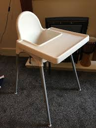 Ikea High Chair, Quick Release Legs Easy Storage | In Newcastle, Tyne ...