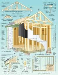 20 best storage shed plans images on pinterest storage shed