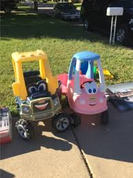 100 Truck Cozy Coupe Little Tikes Cozy Coupe With Trailer And Truck For Sale In North