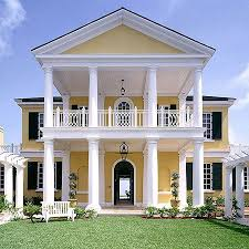 Colonial House The Bahamas Adam Architecture