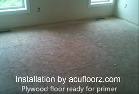 floor leveling underlayment smoothes wood sub floors