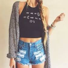 Grunge Outfits Tumblr Summer