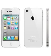 Apple iPhone 4 16GB White AT&T A1332 GSM