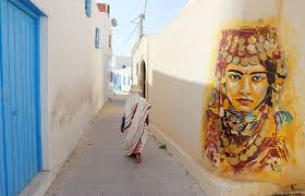 Famous Spanish Mural Artists by 150 Street Artists Covered An Old Tunisian Village In Beautiful Murals