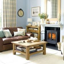 Living Room Decorating Brown Sofa by Valuable Blue And Brown Decorating Ideas Living Room U2013 Kleer Flo Com