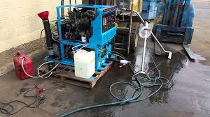 Truck Mount Carpet Extractor by Prochem Performer 405 Truckmount Carpet Cleaner Youtube